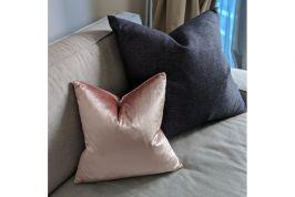 Cushion Cover Size: 40cm x 40cm